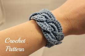 bracelet crochet pattern images Bracelet zipper galleries crochet bracelet pattern jpg
