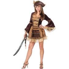 Victorian Halloween Costumes Women Sassy Victorian Pirate Halloween Costume Walmart