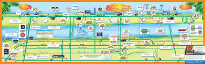 Greater Orlando Area Map by Daytona Beach Area Attractions Map Things To Do In Daytona