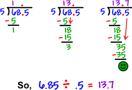 Division With Decimals Worksheets What I Learned In Math By Kalabstrange
