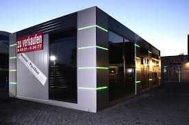 wohncontainer design serie 1000 perfekt pavillon