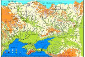 Map Ukraine Earth U0027s Children Maps The Ukraine