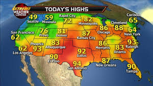 The Map Of Us Popular 168 List Weather Map Of Usa