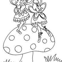 fairy coloring pages 42 fairy coloring sheets kids