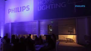 philips home lighting la plata video inauguración youtube