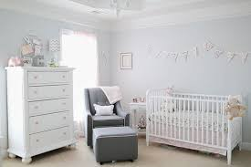 White Nursery Decor Baby Nursery Decor Foremost Grey And White Baby Nursery Sle
