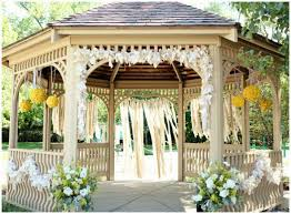 wedding arch gazebo wedding flowers boutonnieres corsages cranford florist
