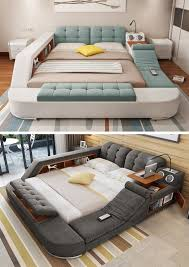 coolest beds ever multifunctional bed designed as the ultimate adult playground you ll