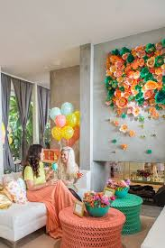 Wall Decor Floral Idfabriekcom - Flower designs for bedroom walls