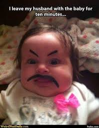 Baby Meme Generator - suspicious man baby meme generator captionator caption
