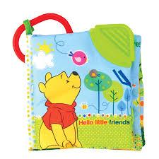 baby books winnie the pooh soft book disney baby