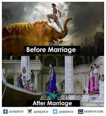 Marriage Memes - dopl3r com memes before marriage after marriage desifun