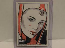237 best padme amidala sketch cards images on pinterest sketches