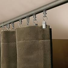 Curtains For Vertical Blind Track Levelor Kirsch Universal Track For Replacing Closet Doors Or