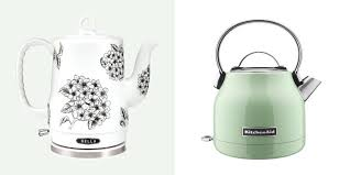 Retro Toaster And Kettle 12 Best Electric Tea Kettles In 2017 Electric Water Kettles With
