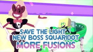 steven universe save the light review steven universe save the light review squaridot more fusions and