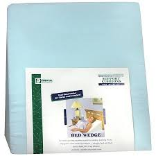 essential medical bed wedge 12 inches walgreens