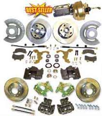 1966 mustang disc brakes 1964 73 mustang front and rear disc brake conversion 660 662