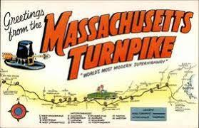 mass pike exits map the massachusetts s turnpike history day project anthony marro 8