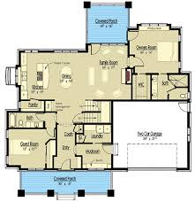 Bungalo Floor Plan 4 Bed Storybook Bungalow 18280be Architectural Designs House