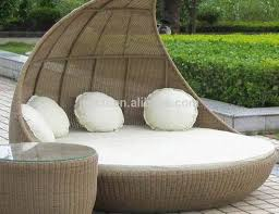 Outdoor Daybed With Canopy Riviera Modern Outdoor Leisure Daybed With Canopy Image Cool