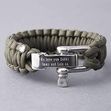 bracelet paracord survival images Personalised paracord survival bracelet by suzy q designs jpg