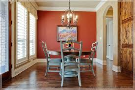 Dining Room Paint Schemes Red Dining Room Wall Colors Also I Ve Heard Red Is The Best Color