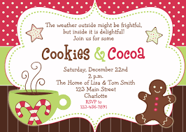winter party invitation template oxsvitation com