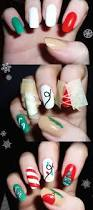 149 best gorgeous christmas nail art images on pinterest holiday