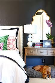 Dog Bed Nightstand Master Bedroom Refresh Hi Sugarplum