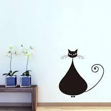 stickers pour chambre d enfant grand siamois vinyle wall sticker pour chambre d enfants