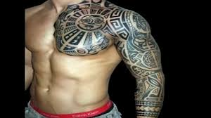 simple tribal tattoos design and their meanings for men and women