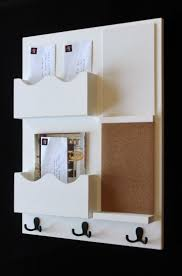 Mail Organizer Wall Accessories Paper Tray Organizer And Wall Organizer For Mail Also
