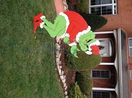 grinch lawn decoration grinch outdoor decorations qr4 us