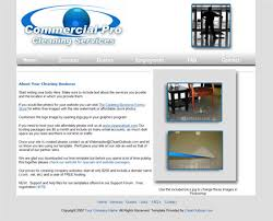 7 best images of cleaning services website template cleaning