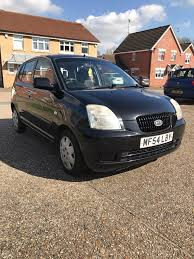 kia picanto lx 5dr 1 1 ltr manual in rayleigh essex gumtree