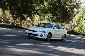 2017 mitsubishi lancer reviews and rating motor trend