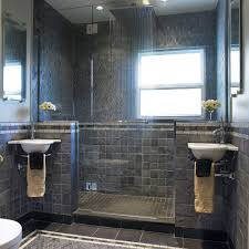 Waterfall Shower Designs Outstanding Waterfall Shower Head Designing Tips With Smooth Slate