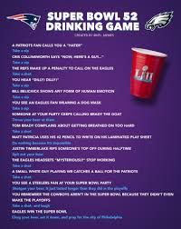 Meme Drinking Game - nfl memes presents the super bowl lii drinking game rip to anyone