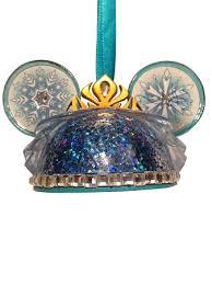 ear hat ornament elsa frozen