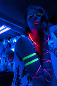 best 20 neon party ideas on pinterest blacklight party