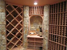 how to make an underground wine cellar round designs