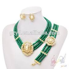 wholesale pearls necklace images Snow white jewellery set wholesale and retail artificial jpg
