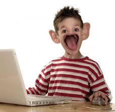 Kid On Computer Meme - create meme scorotron scorotron children kid pictures