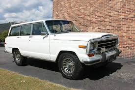 1989 jeep wagoneer lifted 1988 jeep wagoneer for sale sj usa classifieds craigslist ebay ads