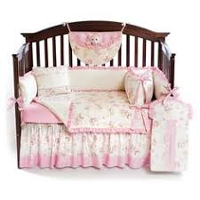 cotton tale girly 8 piece crib bedding set by cotton tale