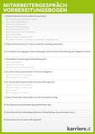 mitarbeitergespräch mit checkliste gut vorbereitet karriere at - Mitarbeitergespräche Vorlagen