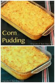 andouille pudding recipe puddings