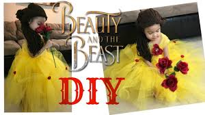 halloween costumes beauty and the beast belle beauty and the beast full costume diy dress tutu and hair