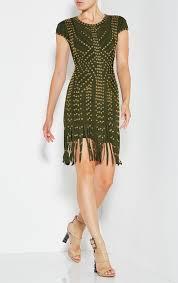 fringe dresses u0026 gowns herveleger com